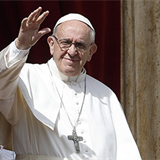 Pope: Two thrown-away generations can save the world