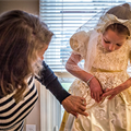 First Communion dress links generations