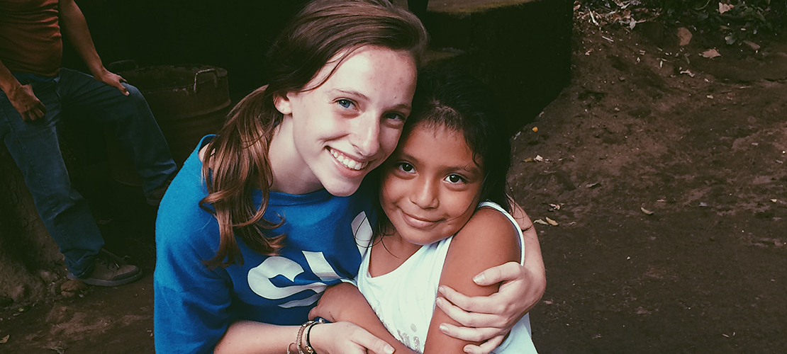 Fund helps SLU students 'accompany' Nicaraguans