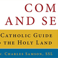 New Holy Land guidebook has ties to Kenrick seminary