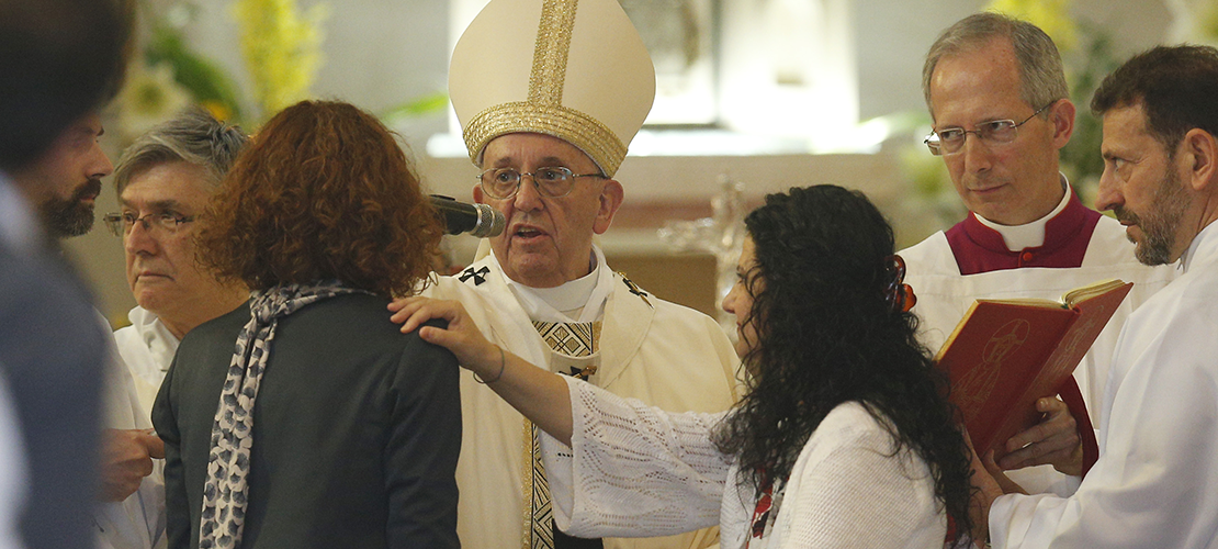 POPE'S MESSAGE | Confirmation gives Catholics strength to be led by God