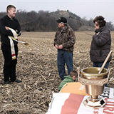 Spring blessings reap harvest of faith among farmers