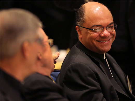 Listening is key to bishops' committee against racism, says new chair