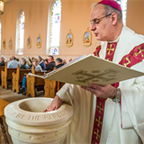 Final Sunday Mass at Immaculate Conception in St. Mary's honors parish's rich history