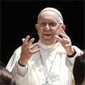 POPE'S MESSAGE | Learn from the past to bring peaceful future to Middle East