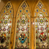 Old stained-glass given new life