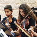 Young musicians serve as 'bridge of dialogue' in Jerusalem