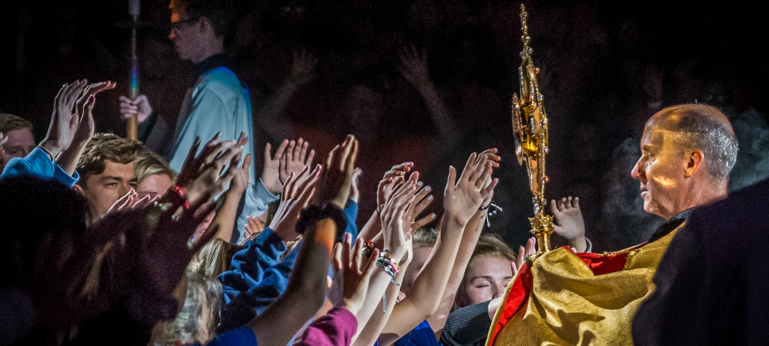SteubySTL inspires faith in record-breaking gathering