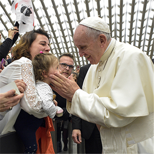 POPE'S MESSAGE | Eucharistic prayer teaches us to make our whole life a Eucharist