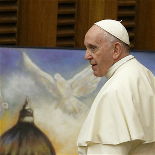 POPE'S MESSAGE | Fear, uncertainty lead to a 'do-it-yourself' religion