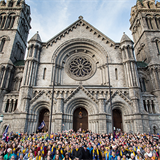 Gala event to help with upkeep of cathedral basilica