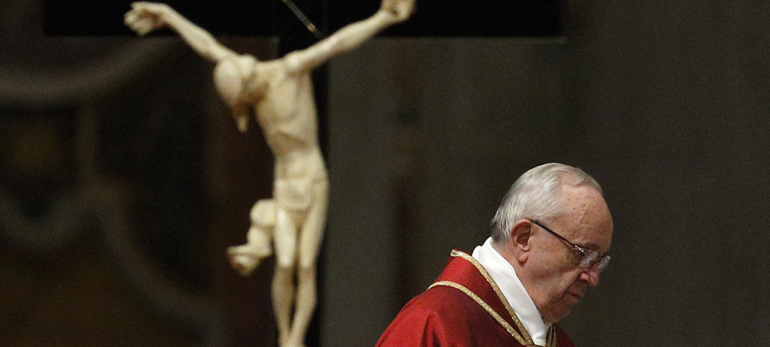 Pope: Abuse victims' outcry more powerful than efforts to silence them