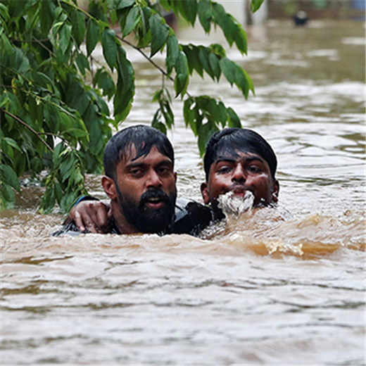 Church joins relief efforts as floods wreak havoc in India
