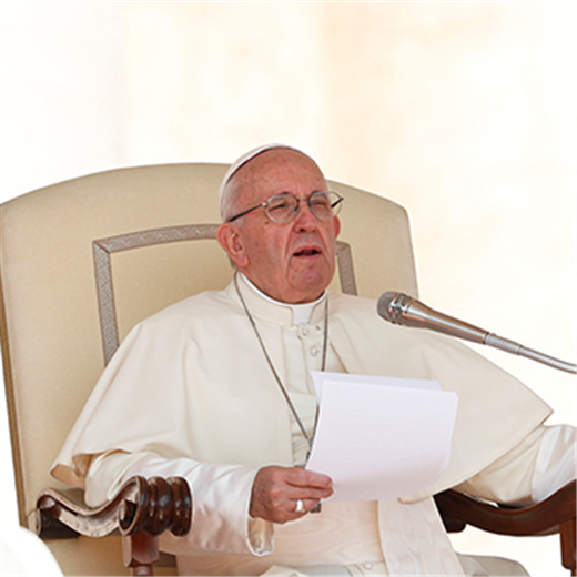 POPE'S MESSAGE | Even in places of great faith, vocations don't flourish in scandal