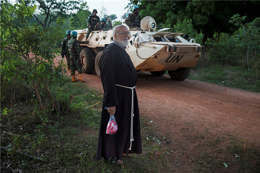 Central African bishops criticize 'complicit' politicians, church attacks