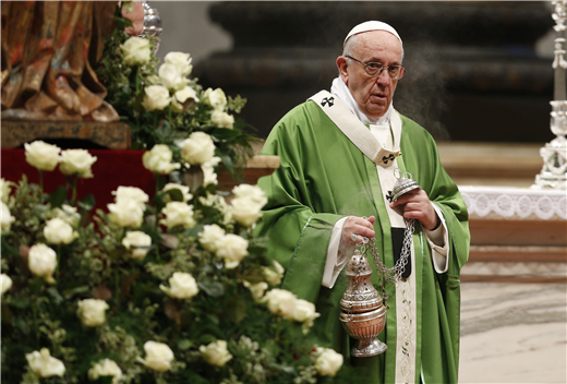 POPE'S MESSAGE | Pray with courage, conviction, not mindlessly like a parrot