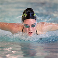 Nerinx swimmer Emily Traube has wins in her genes