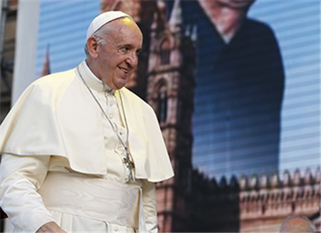 POPE'S MESSAGE | Be grateful to parents, never insult them