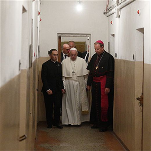 POPE'S MESSAGE | God's love in charity exists even in most secularized places