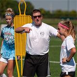 Muhr brings values to job with youth soccer association