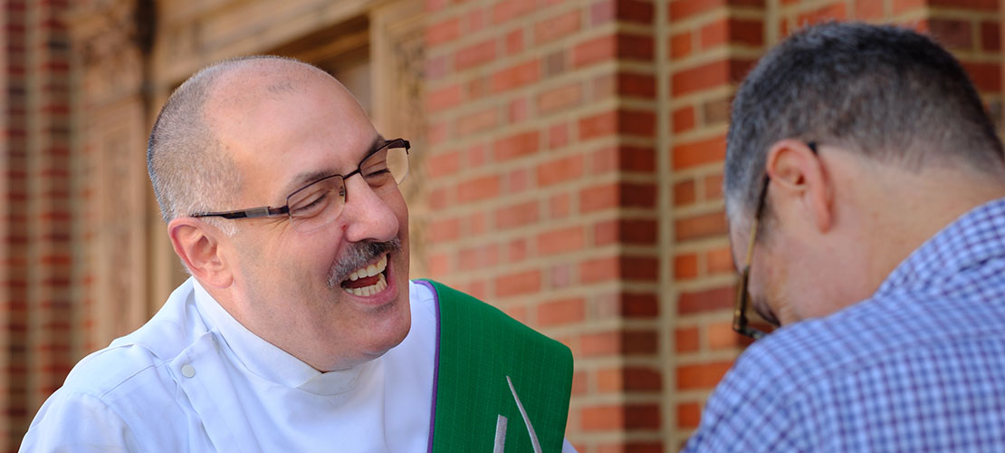Permanent deacons: 'Living out the Gospel through corporal works of mercy'