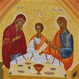 PRAY | The Holy Family is a model for all