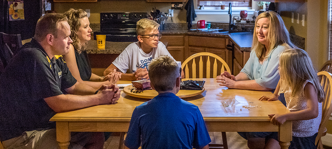 HOSPITALITY | Home visits at Assumption Parish in O'Fallon take 'radical hospitality' to whole new level