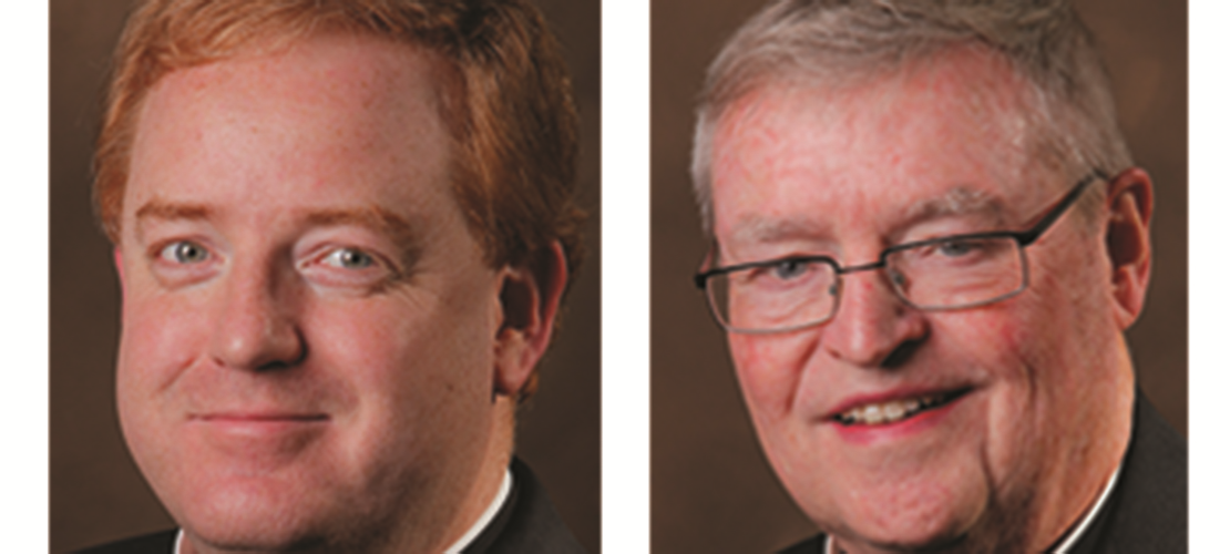 Fr. O'Toole, Msgr. Costello recognized as 'Great Preachers' who bring the Word to life