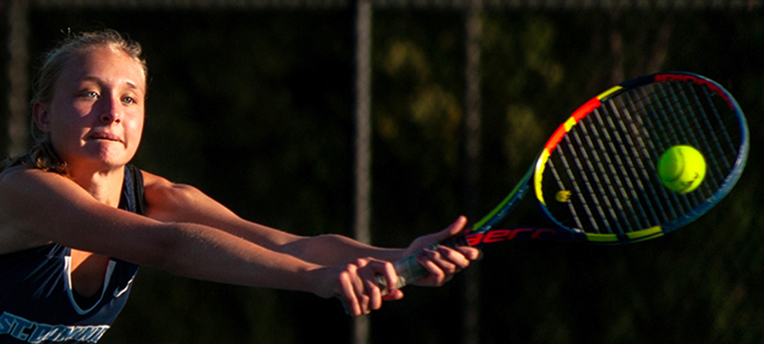 Meyers' hard work typifies St. Dominic tennis