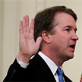 After contentious confirmation process, Kavanaugh sworn in to Supreme Court