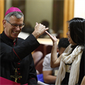 Synod group reports focus on abuse, sexuality, friendship, mission