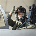 Spiritual strength important to Air Force Brig. Gen. Jeannie Leavitt