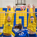 Volleyball player at St. Francis Borgia sees a purpose beyond the game