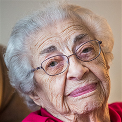 Our Lady of Life apartments allows 101-year-old Dorothy Hess enjoy life