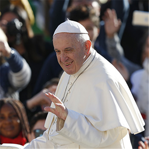 POPE'S MESSAGE | Authentic relationships require fidelity and loyalty