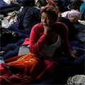 Scalabrini shelter in Guatemala swamped by Hondurans seeking safety