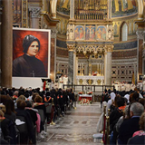 Apostles of the Sacred Heart celebrate beatification of foundress