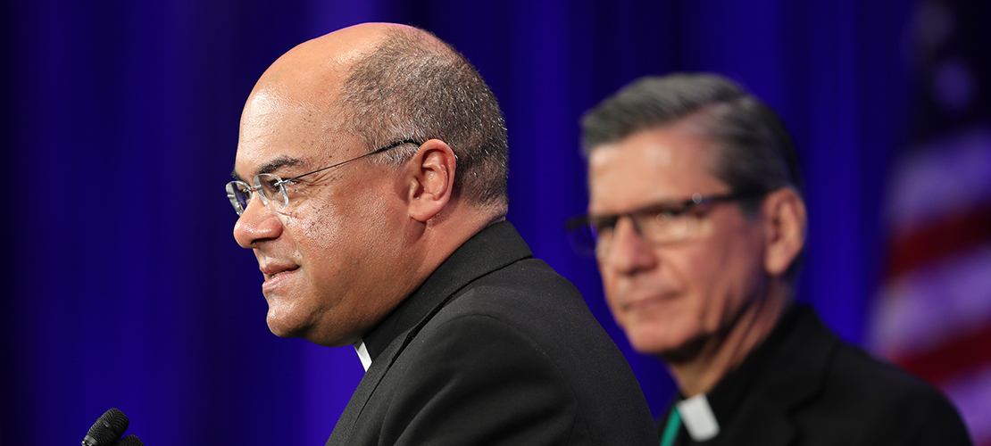 Bishops overwhelmingly approve pastoral letter against racism