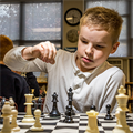 Chess club at St. Peter School in Kirkwood reflect's sports popularity