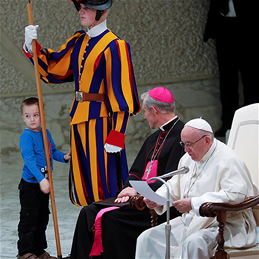 POPE'S MESSAGE | Idolatry empties lives, ruins hearts, which only Christ can revive