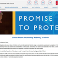 Archdiocese of St. Louis continues its promise to protect children from abuse, launches new information gateway