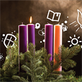 Virtues are a way to reflect on the light of Christ at Advent