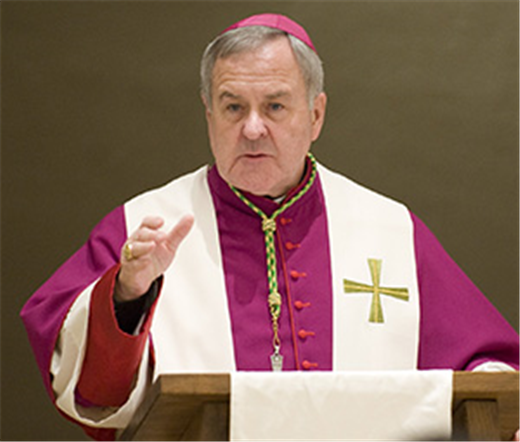 Archbishop Robert J. Carlson's letter to the faithful
