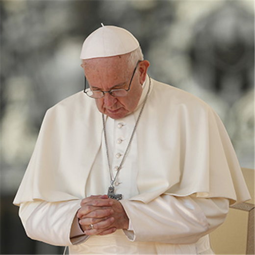 POPE'S MESSAGE | Prayer is a constant learning experience
