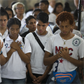 Warm city, warm hearts: Panama opens its doors to young people