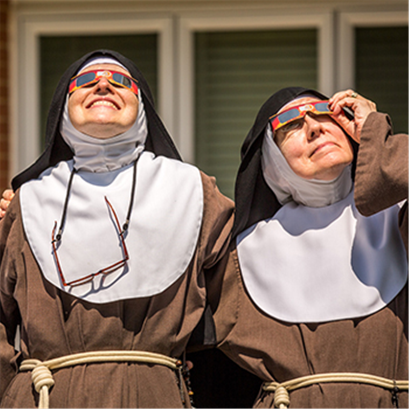 Brother Sun, Sister Moon display awe and wonder of God's creation for Poor Clare Nuns