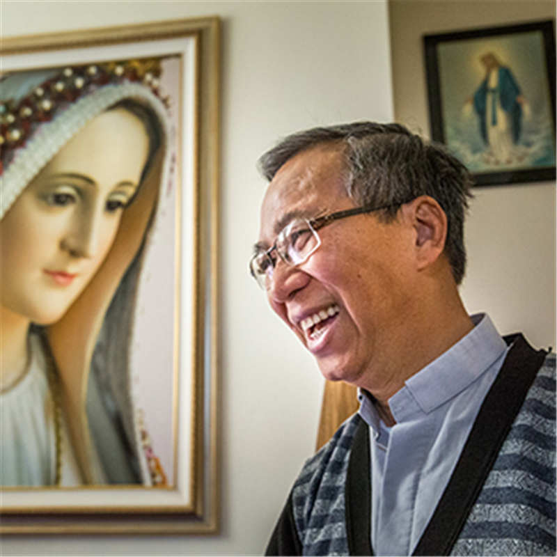 Fatima community grows out of God's will