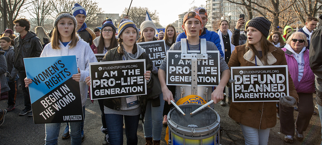 St. Louis shows up strong in numbers and energy at annual March for Life