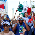 Panamanian prelate to World Youth Day pilgrims: 'Be courageous to be a saint in today's world'