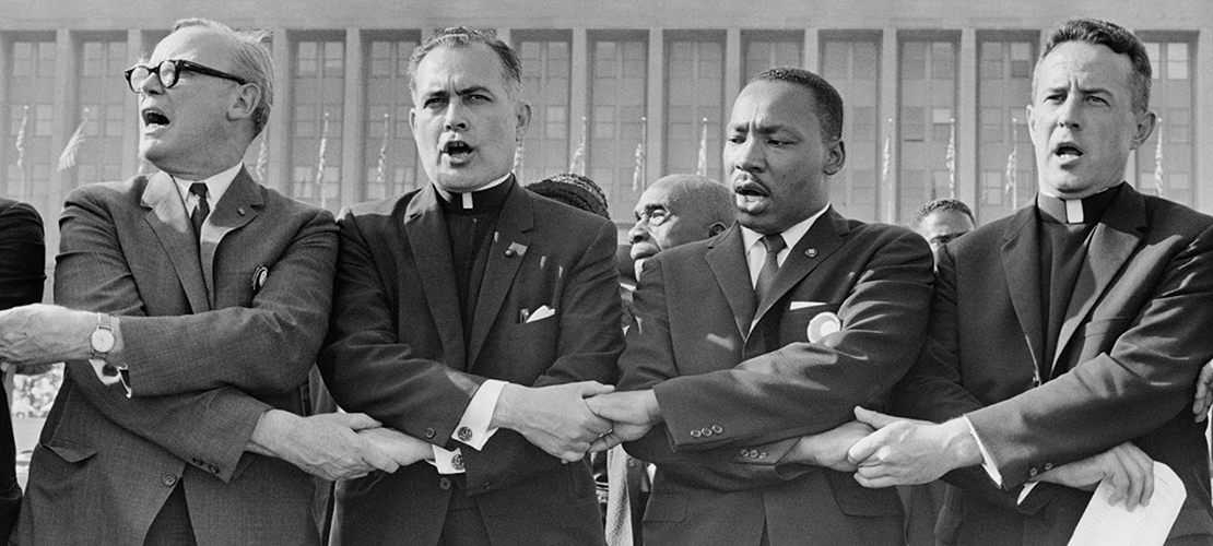 Still seeking the mountaintop 50 years after Rev. King's assassination